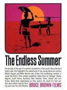 Endless Summer Surfing Movie Poster Print 1960s - Approx 40 x 30 cms