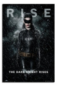 Dark Knight Catwomen Rises Poster - 91.5 x 61cms