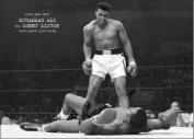 Muhammad Ali Vs Sonny Liston - Maxi Poster - 61cm x 91.5cm