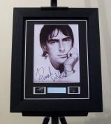 Paul Weller Signed + Paul Weller Film Cells Framed