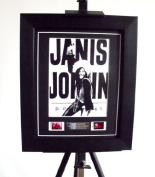 Janis Joplin Live Film Cell Limited Edition