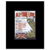 ALL TIME LOW - Dont Panic UK Tour - 13.5x10cm
