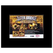ALTER BRIDGE - Live at Wembley - 21x13.5cm