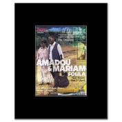AMADOU AND MARIAM - Folila - 13.5x10cm