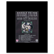 AMANDA PALMER - UK Tour 2013 - 13.5x10cm