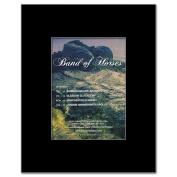 BAND OF HORSES - UK Tour 2012 - 13.5x10cm