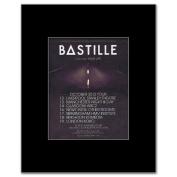 BASTILLE - UK Tour October 2012 - 13.5x10cm