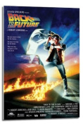 Back to the Future Poster Float Mounted - 90 x 60cms