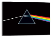 Pink Floyd Poster Dark Side of the Moon Float Mounted - 90 x 60cms