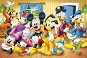 Poster Disney Group Picture and Accessory Item