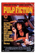 Pulp Fiction Movie Poster Gloss Laminated - 91.5 x 61cms