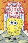 Sponge Bob - No Pants - 91.5x61cm