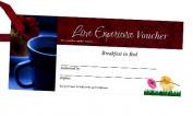 Love Vouchers - Treat Your Loved One to the Best Gift of all - Your Time!
