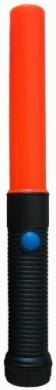 Safety Wand 3251-004CS LED Night Marshalling Wand / Flare - 3 Mode Flash / Strobe / Steady - 10 per Package