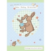 Baby Brother Bunny Occasions Card Collection