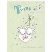Baby Mice Birth Occasions Card Collection