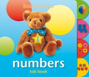 Numbers - A Teach Your Toddler Tab Book - Numbers