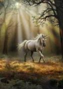 Glimpse of a Unicorn ~ Anne Stokes