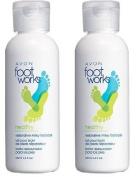 2 Foot Works Healthy Restorative Milky Foot Soaks