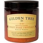 Gilden Tree Revitalising Foot Soak Crystals 240ml Kiran Forest