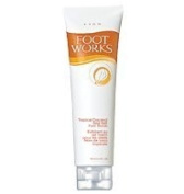 Avon Foot Works Tropical Coconut Sea Salt Foot Scrub