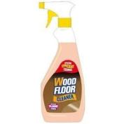 Stikatak Wood Flooring Spray Cleaner 500ml High Gloss Slip Resistant Wooden Floor Cleaner
