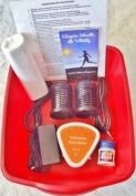 New Model for 2013. Ion Detox Ionic Foot Bath Spa Chi Cleanse Unit for Home Use