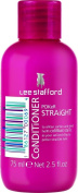 Lee Stafford Poker Straight Conditioner Helps Combat Static Travel Size 75ml