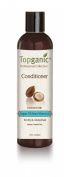 Topganic Conditioner with Argan Oil for Dry & Coloured or Damaged Hair