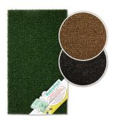 Anti Slip AstroTurf Doormat Easy Clean 70cm x 40cm Outdoor Scraper Mat