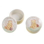 Classic Pooh Winnie the Pooh First Tooth and Curl Boxes