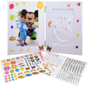 First Impressions Photo Frame Casting Kit Baby Gift Create Hand Or Foot Imprints