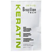 One 'n Only Brazilian Tech Keratin Deep Conditioning Treatment