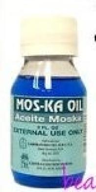 Mos-ka OIL Aceite Moska 60ml