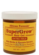 African Formula Super Grow Hair Gel Extrar Hold 470ml