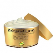 Chocolate Max- Deep Hair Reparation Shea Butter Conditioning Moisturising Hair Treatment Masque 500 g / 440ml