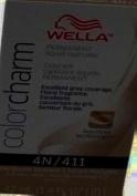 Wella ColorCharm Liquid #0411/4N Medium Brown Hair Colour