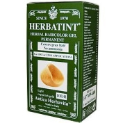Herbal Haircolor Permanent Gel 10DR Light Copperish Gold