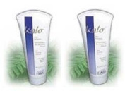 Nisim Kalo Hair Inhibitor Lotion (2) Tubes 60ml in each container Permanent Hair Remover