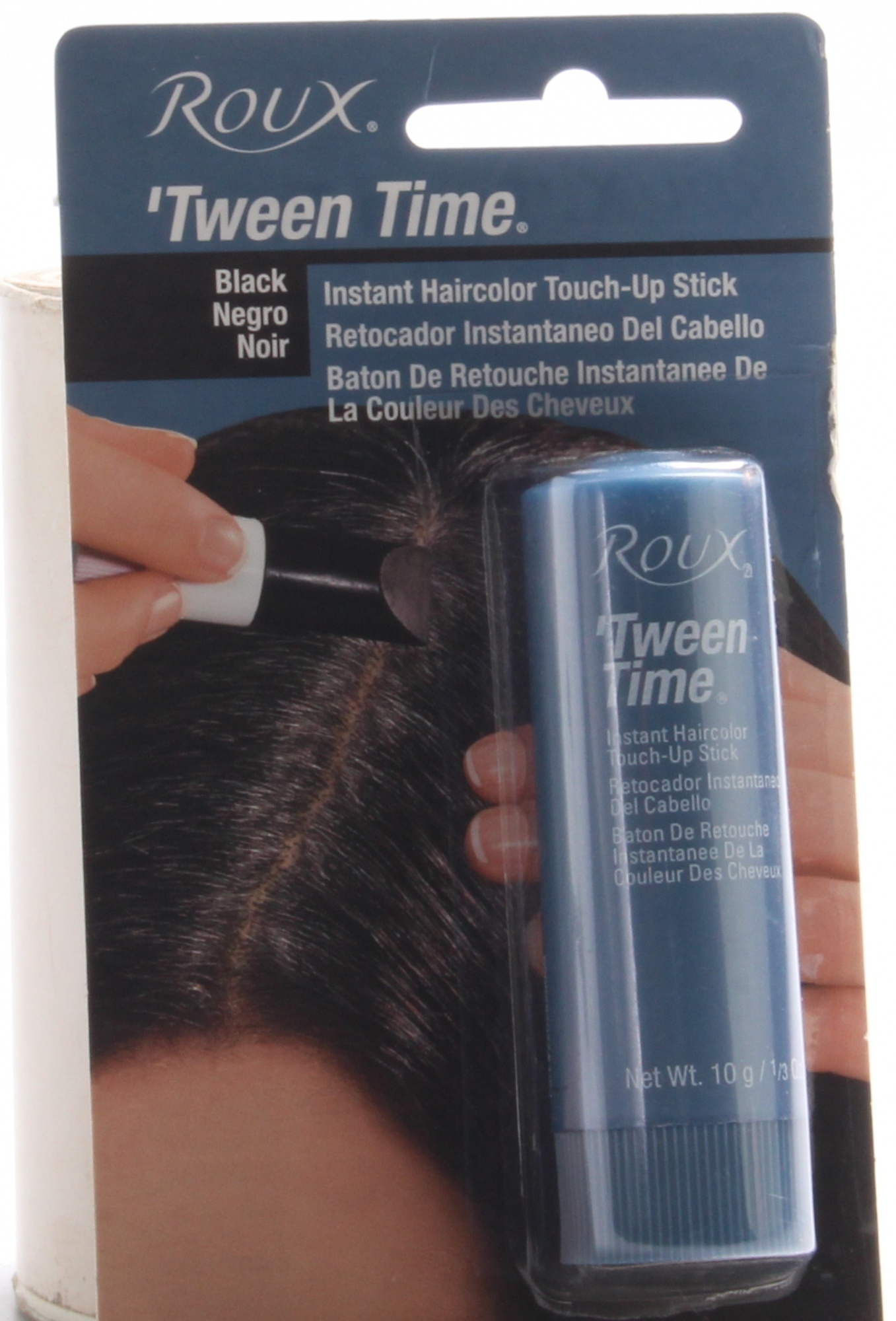 Roux Temporary Haircolor Touch Up Stick Dark Brown 1 Ea By Online For Beauty In Fiji
