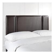 Faux Leather Portobello Headboard 1.2m6 Double Size