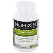 NuHair - Supplement Dht Blocker Hf - 60 TB