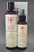 Sai Zen Advance Thickening Shampoo & Scalp Therapy Set
