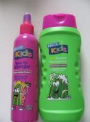 Breck Kids (12oz) 2/1 Shampoo Plus (8oz) Detangler Watermelon Smile