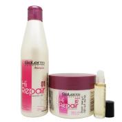"""Salerm Hi Repair Shampoo, Mask """"SET"""""""