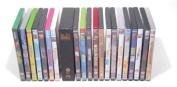 DVD Storage Rack - modular DVD organiser