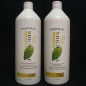 Matrix Biolage Smooththerapie Deep Smoothing Shampoo and Conditioner Litre Duo