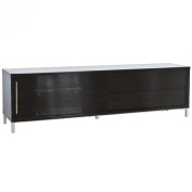 RGE Designs Multi-Media Units MDF TV Storage and Display Unit with Lacquer, 180 x 40 x 53 cm, Hi-Gloss White