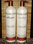 Thermafuse Colour Care shampoo and conditioner Duo Litre Size