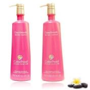 ColorProof CrazySmooth Anti-Frizz Shampoo And Conditoner 750ml